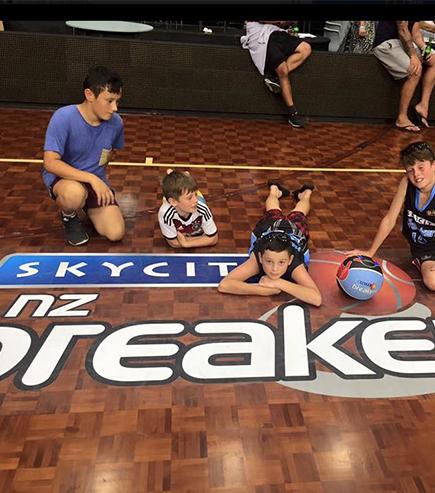 printed flooring for Skycity Breakers